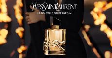 Échantillons gratuits du parfum Libre d'Yves Saint Laurent
