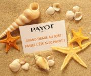 150 kits de voyage Payot à gagner chaque semaine! 0 (0)