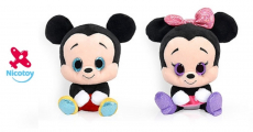 20 peluches Disney offertes !