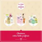 25 lots de 5 produits de bain Le Petit Marseillais à gagner ! 0 (0)
