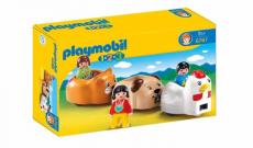 24 boîtes Playmobil 1.2.3 offertes