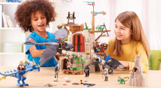 Tentez de remporter 24 jouets Playmobil + des tickets de cinéma pour «Dragons 3»
