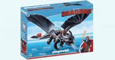 A gagner : 5 coffrets Playmobil Dragons