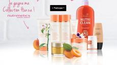 1 Collection complète de produits de beauté Nutrimetics à gagner