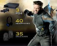 3 consoles Playstation 4, 40 casques audio et 35 sacs à dos de 40 € à gagner !