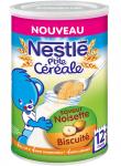 Réductions P'tite Céreale Nestlé chez Auchan