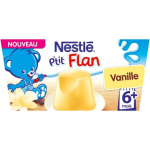 P'tit Flan Nestlé – 1.40€ DE RÉDUCTION