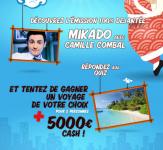 Jouez avec Mikado pour gagner 5000 euros! 0 (0)