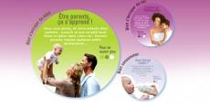 Programme de fidélité « Mon quotidien avec bébé »