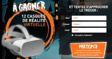 Offerts : 12 casques de réalité virtuelle, 1 iPhone XS…