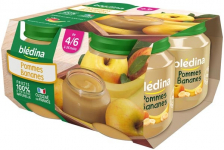 Réduction Pots de fruits Blédina chez Carrefour