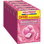 Réduction Chewing-gum Hollywood chez Hyper U