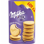 Réduction Biscuits Milka chez Match