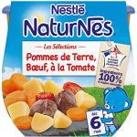 Réduction Naturnes Nestlé Bébé chez Match