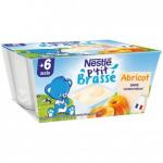 Réduction Naturnes Nestlé Bébé chez Auchan