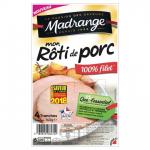 Réduction Roti de Porc Madrange chez Intermarché