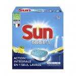 Réduction Tablettes lave-vaisselle Sun chez Carrefour