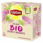 Réduction Thé bio Lipton chez Casino