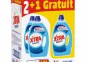 Réduction Lessive X-tra chez Carrefour