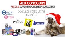 Gagnez pleins de cadeaux pour vos animaux de compagnie !
