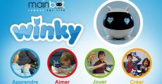 A remporter : 1 robot éducatif Winky de Mainbot