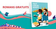 2 romans Visit Europe gratuits pour les 20'000 premiers inscrits
