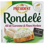 Rondelé Fromage – 0.40€ de RÉDUCTION