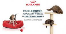 10 lots cadeaux Royal Canin à REMPORTER !