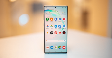 Tentez de remporter 1 smartphone Samsung Galaxy Note 10