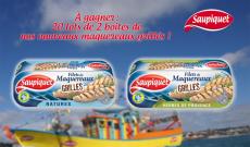 20 lots de 2 boîtes de filets de maquereaux grillés Saupiquet ! 0 (0)
