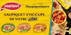 30 box découverte Saupiquet Apéro gratuites 0 (0)