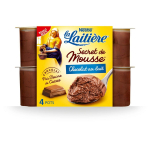 Réduction Secret de mousse La Laitière chez Carrefour