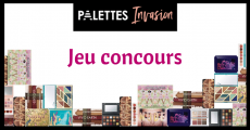 A remporter : 5 coffrets + 50 palettes de makeup (Benefit, Urban Decay, Tarte, Too Faced…)