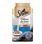 Réduction Sachets Sheba chez Carrefour