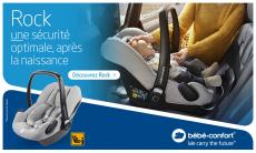 Offert : 1 siège auto Rock i-Size de Bébé Confort !