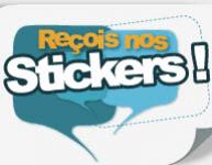 Stickers + objets publicitaires de skate!