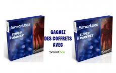 Concours TerraFemina : gagnez des coffrets Smartbox!