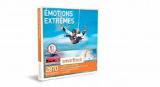 8 Smartbox Emotions Extrêmes à GAGNER !