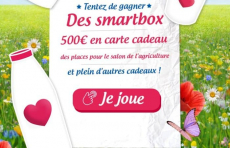Des cartes cadeaux Carrefour et des Sodastream à gagner