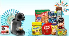En jeu : 10 machines à café Nescafé Dolce Gusto + 20 boites de capsules