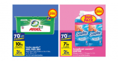 Catalogue Les extra économies de Carrefour : produits 70% remboursés (10-16 juillet)