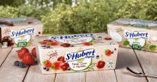 2000 desserts végétaux St Hubert offerts