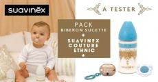10 coffrets Couture Ethnic de SUAVINEX à tester !