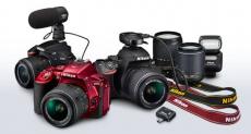 3 packs cadeaux Nikon à remporter !