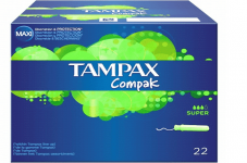 Tampax Compak -2.30€ DE RÉDUCTION