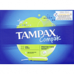 Tampons Tampax – 0.80€ de RÉDUCTION