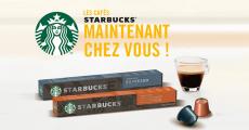A tester : 7500 barrettes de capsules Starbucks