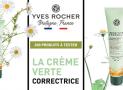 200 crèmes Sensitive Camomille d'Yves Rocher offertes