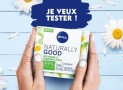 100 routines de soins Naturally Good de Nivea à tester