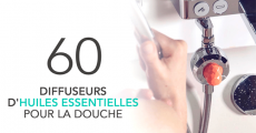 A tester : 60 diffuseurs d'huiles essentielles Skinjay